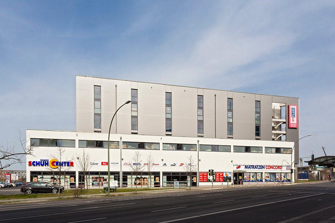 Selfstorage-Lagerhaus