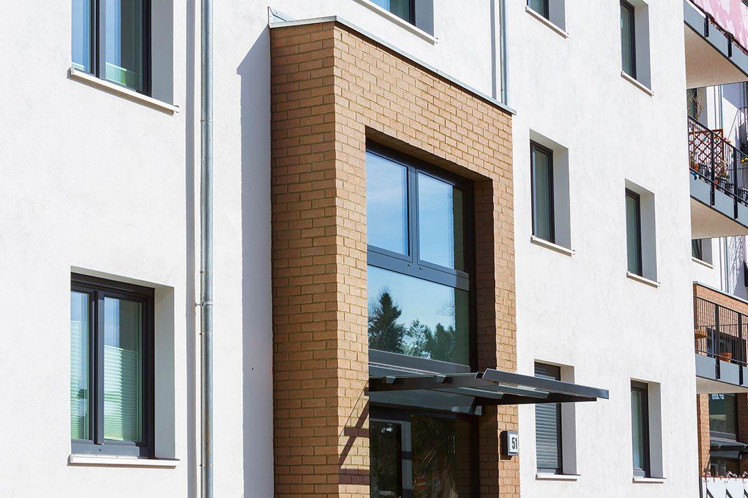 Wohn- und Geschäftshaus Neubau